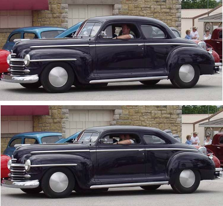 Chopped Plymouth Coupe Html Autos Post