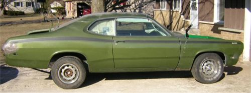 1972 Duster 340 Project
